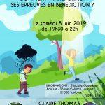 Conférence à Toulouse : Comment transformer ses épreuves en bénédiction ?