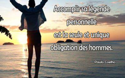 Citation : Paulo Coelho