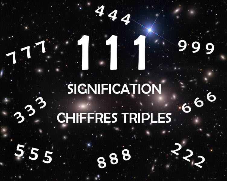 Les chiffres triples de 0 à 5 ( Partie 1 )