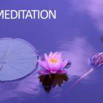 Méditation silencieuse 15 min