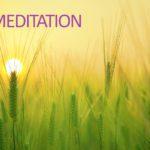 Méditation silencieuse de 10 mn