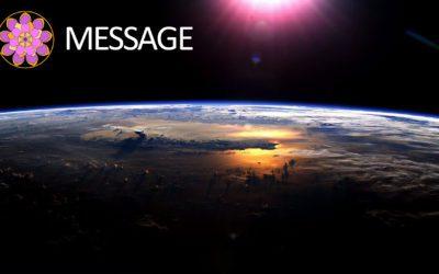 Message à l'humanité