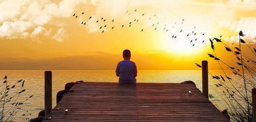 Prières : pour atteindre la sérénité et remonter le moral